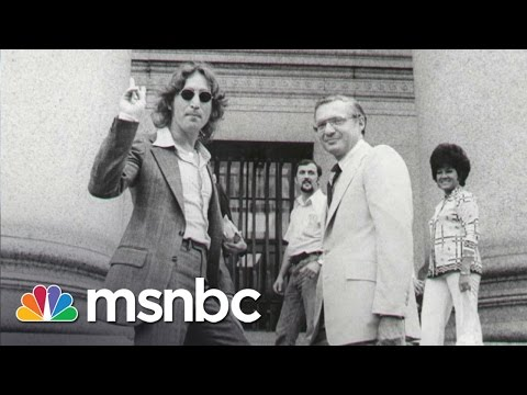 How John Lennon Changed Immigration Policy | msnbc