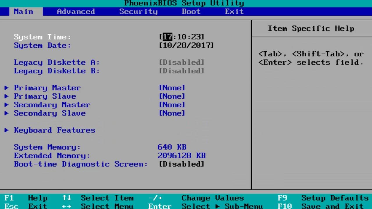 HP g6 Laptop: BOOT DEVICE NOT FOUND Hard Disc (3F0) Error - FIX