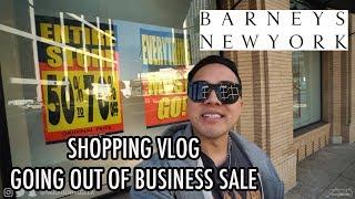Barneys New York Designer Closing Sale (Fear of God, Rhude, Amiri and more)