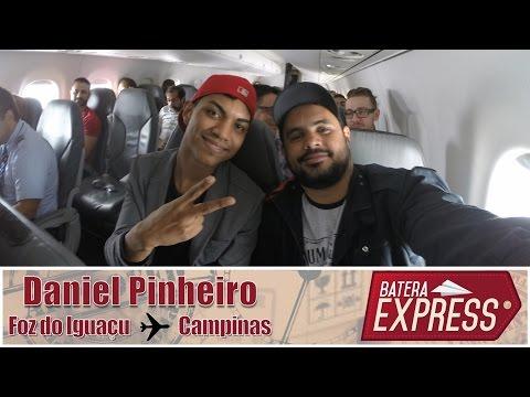 ⚪ Batera Express #04 - Daniel Pinheiro - Foz do Iguaçu - Campinas