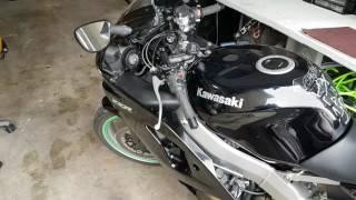 2007 Kawasaki ZZR600 Yoshimura Sound
