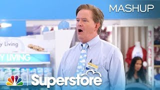 "Superstore - Glenn ""Cursing"" (Mashup)"
