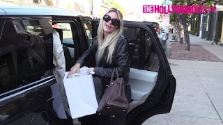Morgan Stewart Says She's Done With Rich Kids Of Beverly Hills While Out W/ Brendan Fitzpatrick