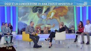 Oggi è la conversione di San Paolo Apostolo