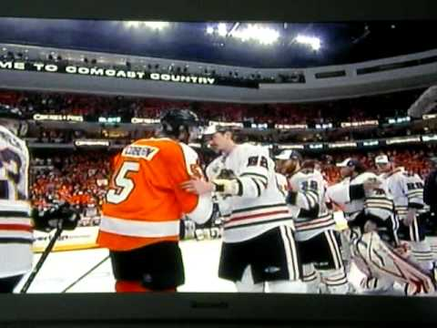 Chicago Blackhawks - 2009-2010 Stanley Cup Champions- Part 1