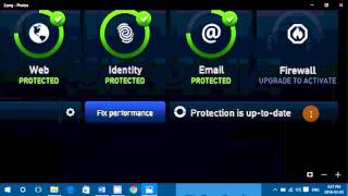 Windows 7 8 1 10 The Top 3 Best Free Antivirus Security Software For Your Pc For 2016 Youtube