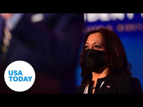 Vice President-elect Kamala Harris receives COVID-19 vaccine