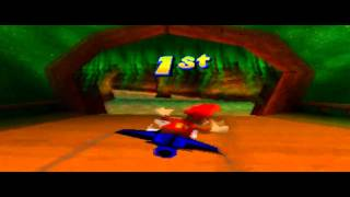 Diddy Kong Racing DS: Boss Races