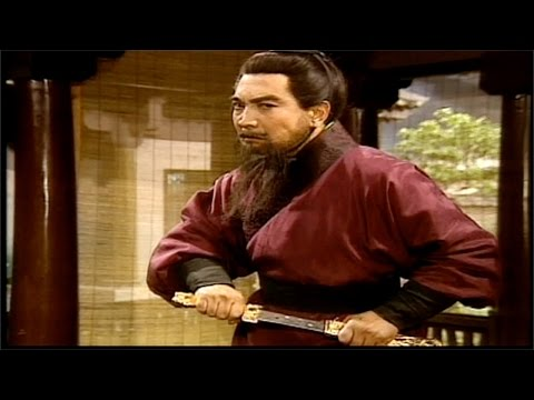 Cao Cao Tries To Kill Dong Zhuo (Romance of The Three Kingdoms 1994)
