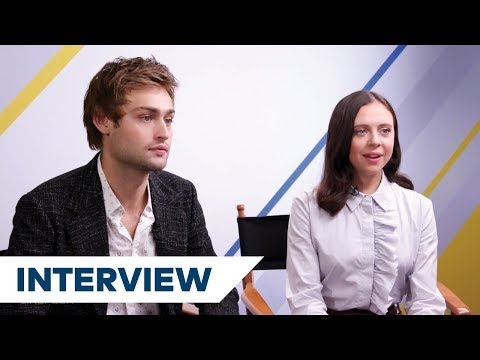 Are Douglas Booth and Bel Powley The Support Team For Mary Shelley?  Mary Shelley