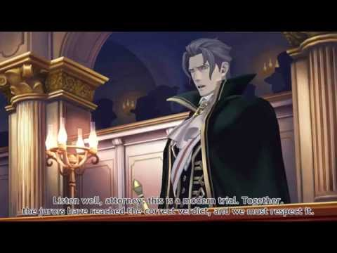 The Great Ace Attorney (Dai Gyakuten Saiban) - Spring 2015 Trailer - Subbed