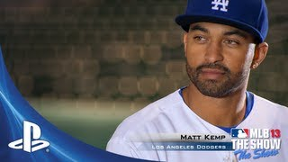 MLB 13 THE SHOW:  Matt Kemp | :30 Commercial