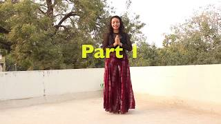 Tutorial - Sweetheart (Kedarnath) Wedding Choreography PART 1 : Piah Dance Company