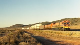 Northern South Australian Rail Action - 14th December 2003