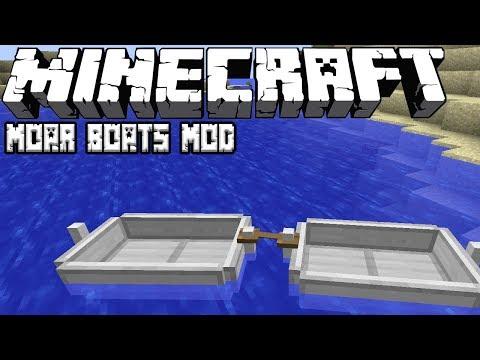 1 7 10] Better Boat Mod Download | Minecraft Forum