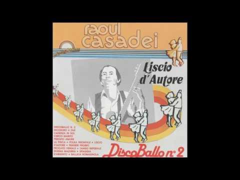 LISCIO D'AUTORE valzer di Casadei- Muccioli- Pedulli- Orchestra RAOUL CASADEI
