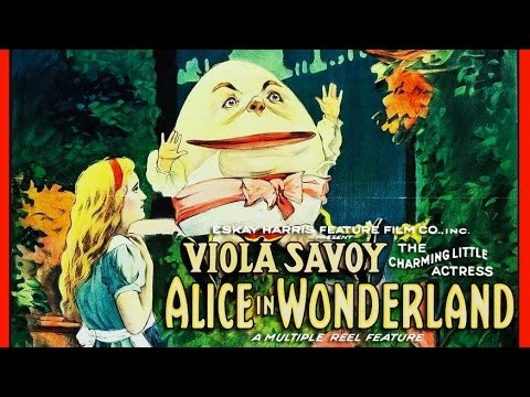 Alice in Wonderland (1915) Most Complete HQ