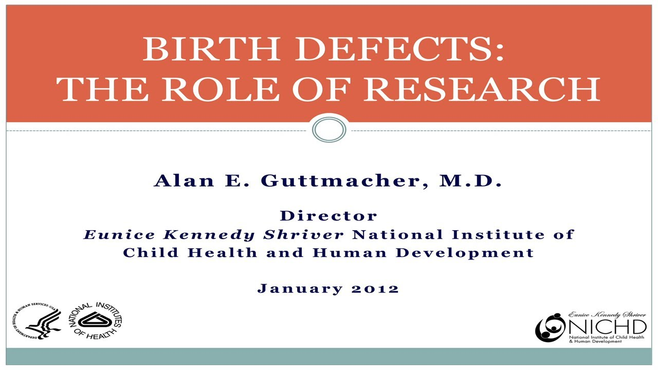 birth defects research Birth defects research part a clinical and molecular teratology | john wiley & sons and the teratology society are please to announce a new journal, birth defects research.