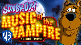 Scooby-Doo! Music of the Vampire | First 10 Minutes | WB Kids #Scoobtober
