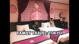 4 DAYS IN TOKYO + HAKONE // PART I.