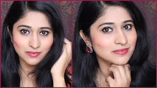 Quick and Easy 4 products makeup | Useful For Beginners and Everyday look