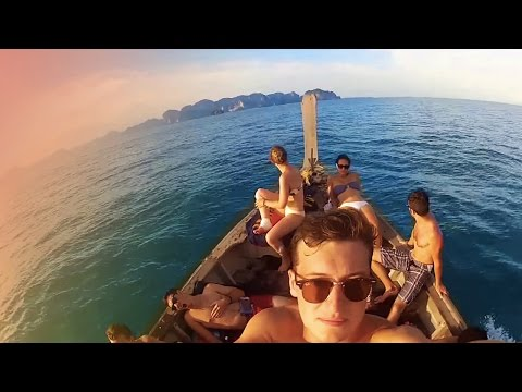 100 Days of Solo Backpacking South East Asia - GoPro