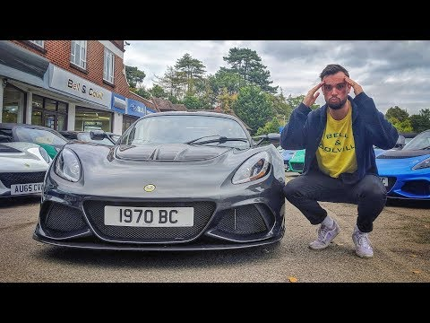 Lotus Exige Sport 410 review: It's a friendly monster!