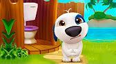 Toys Зуммер. Интерактивная собака робот. Игрушки для детей - YouTube