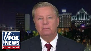 Graham on discussing Mueller probe with Trump