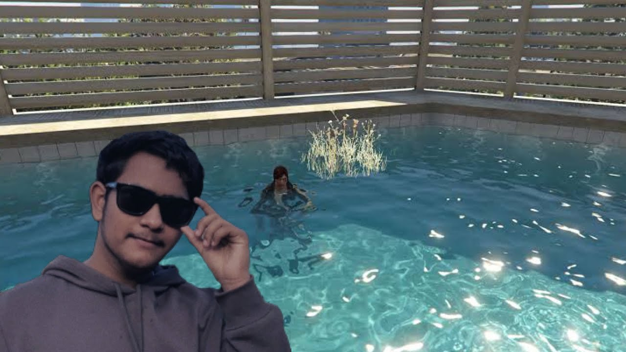 Largest swimming pool in gta v youtube for Pool show mississauga