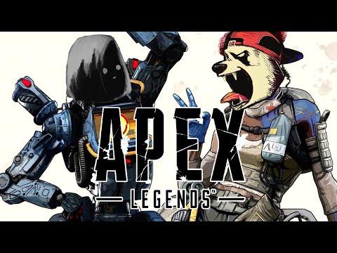 APEX超初プレイ | shu3と一緒にDUO