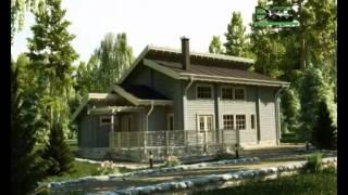 Строительство деревянного дома из бруса и бревна(Получить подробную информацию Вы можете на сайте http://dprojekt.ru. Из видео вы узнаете: - с чего начать строитель..., 2011-11-23T05:23:01.000Z)