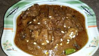 Mutton qorma simple and easy recipe by Maria