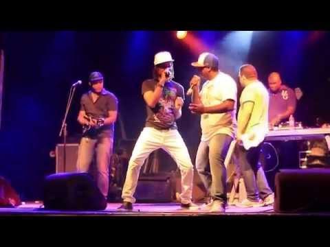 ''Te quero Tôda'' Capitão américa a.k.a Mistah Cappy  Feat.  Rabadaba, live At Pelôrinho