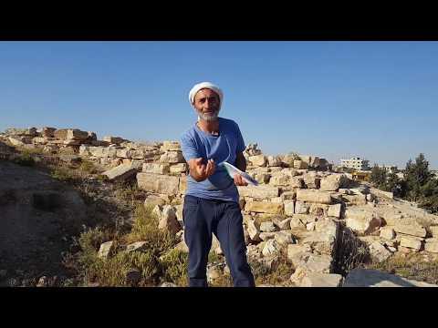 Дивон Гад и стела Меши. Иордания - Тора, археология и поиск сокровищ