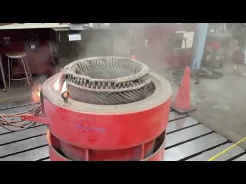 AC Hipot Testing Electric motor to Failure