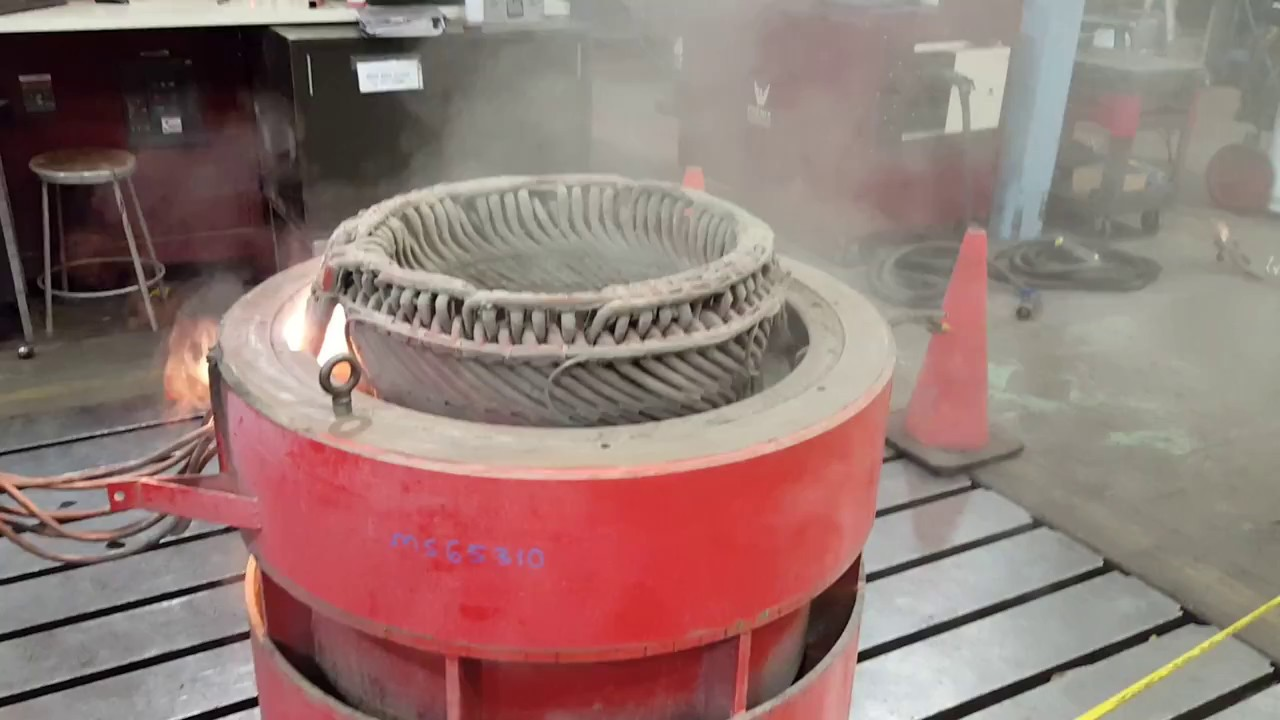 Ac Hipot Testing Electric Motor To Failure