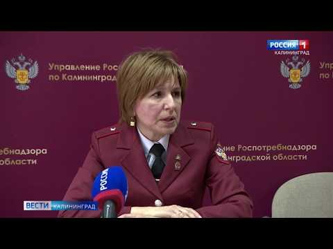 В Калининграде созданы все условия для предотвращения проникновения коронавируса