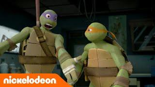 Черепашки-ниндзя | Безумный Фалько | Nickelodeon Россия