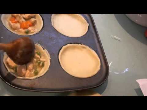 How To Make Chicken Pie Chinese Style