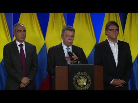 Colômbia retoma negociações com o ELN