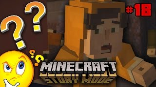 Minecraft Story Mode! Ep. 6-2: StampyLongNose a Muderer??