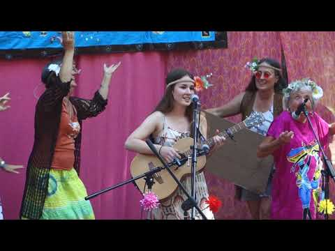 Both Sides Now - Sarah Jo Millar at Chickwagon Revue at the Redwood Ramble 2017