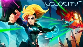 Velocity 2X Gameplay (PS4 & PS Vita) - PART 1 - Walkthrough w/ Commentary