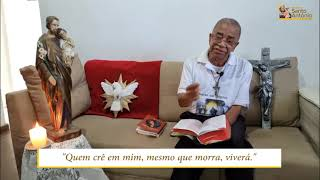 Meditando a Palavra 48 - Luiz Gonzaga - 28.07.21