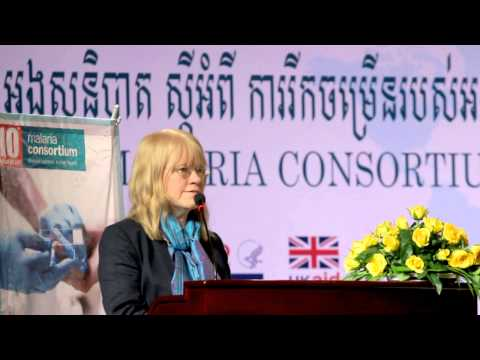 2014 Malaria Consortium Progress Symposium, Phnom Penh, Cambodia - Opening Speech