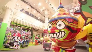 The Mall Joy of Giving x tokidoki : Merry Go Town