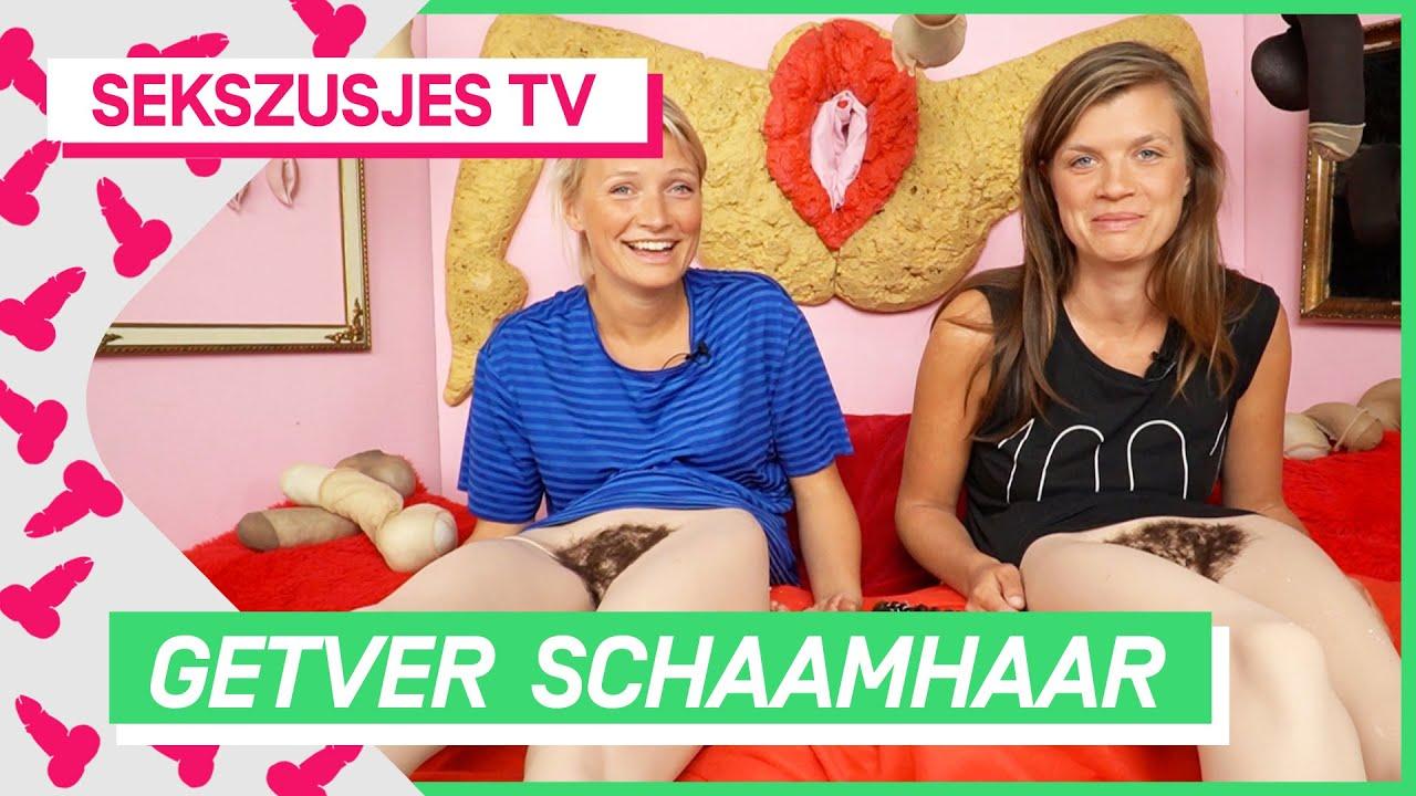 Schaamhaar: Streepje, bos of kaal? | SEKSZUSJES TV S2•E2 | NPO3