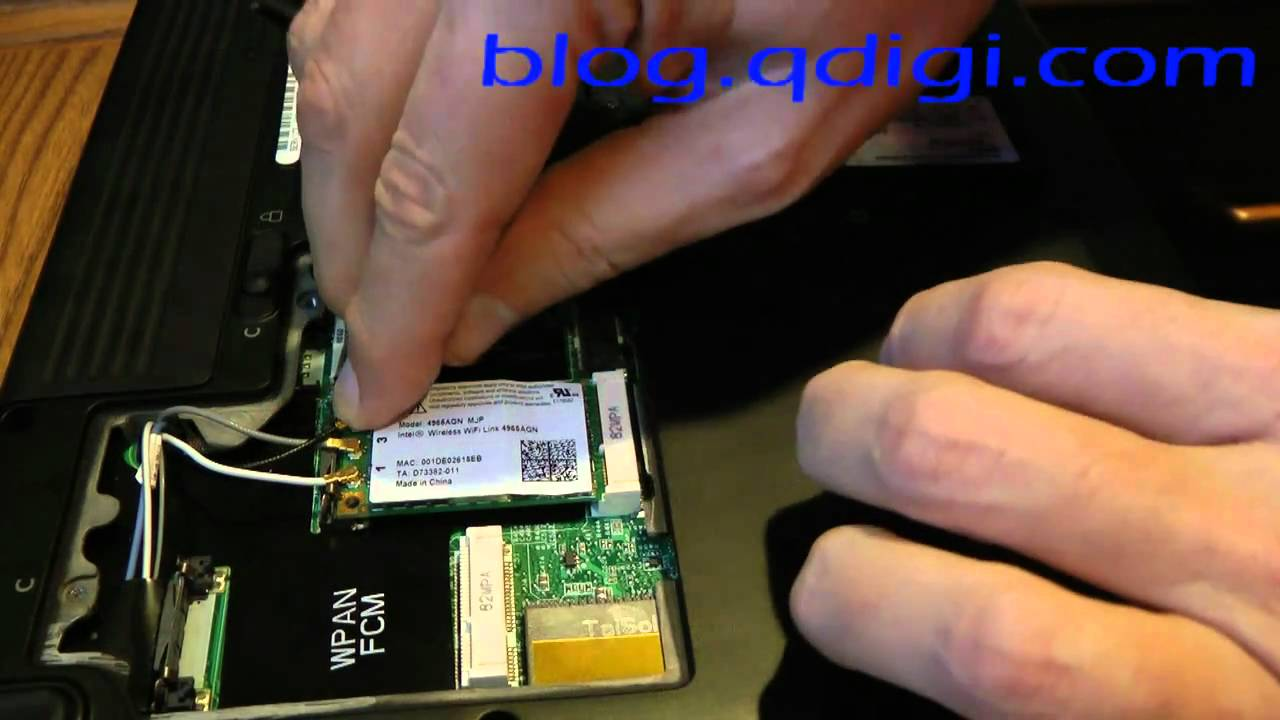 Dell Vostro 1500 Wireless Card Wire Center Simpleiraudiolinkcircuitjpg N Upgrade Youtube Rh Com Centos 7