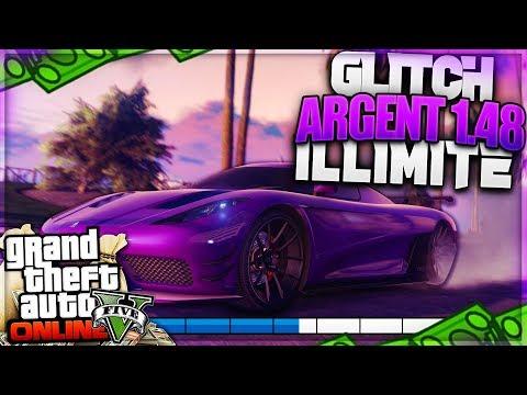GLITCH | ARGENT ILLIMITÉ TRÈS RAPIDEMENT ET FACILEMENT !! Glitch GTA 5 Online 1.48